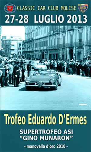Trofeo Eduardo D'Ermes 2013